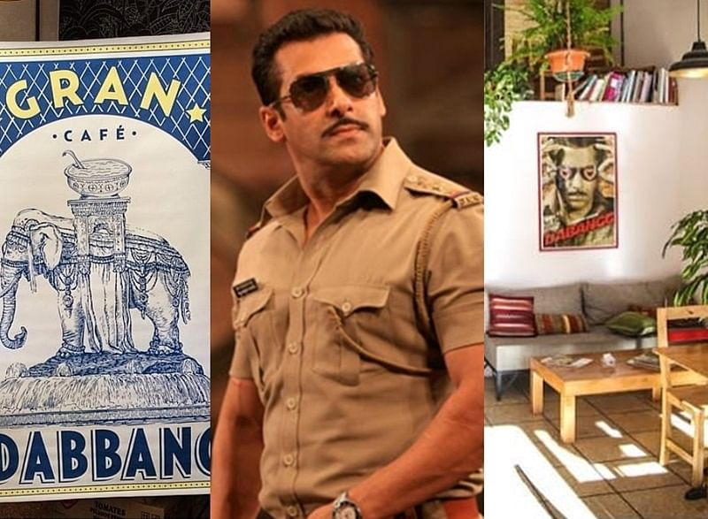 Salman Khan's Argentinian fan names restaurant Gran Dabbang, decorates with Chulbul Pandey posters