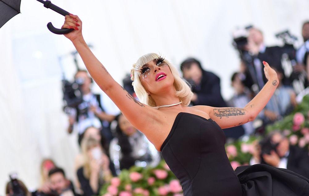 Met Gala 2019: Lady Gaga performs 4 dramatic costume changes on pink carpet