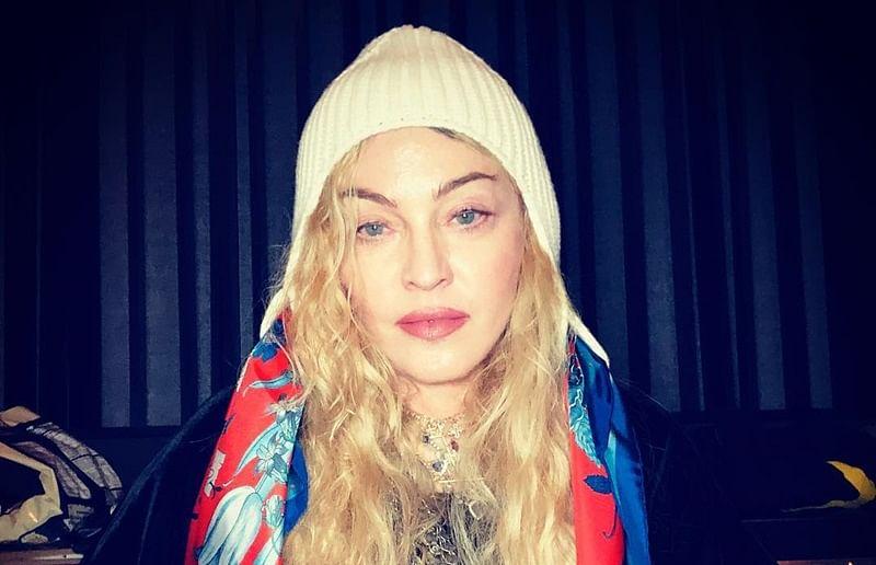 I'm being punished for turning 60: Singer Madonna
