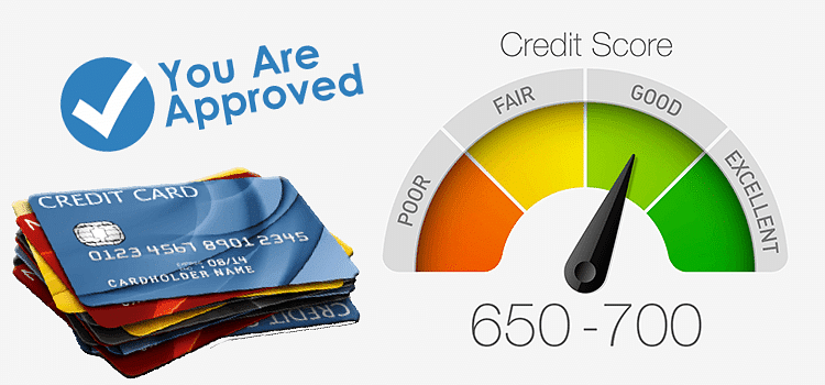 What is the minimum credit score you need to apply for a credit card?
