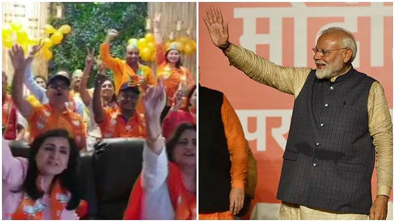 Not in India, see how Modi supporters celebrated in Dubai, London and Australia