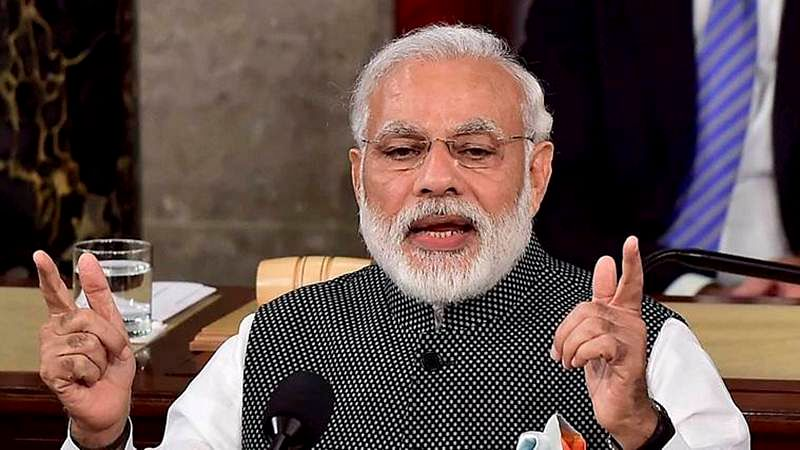 In Ayodhya, PM Modi avoids temple talk