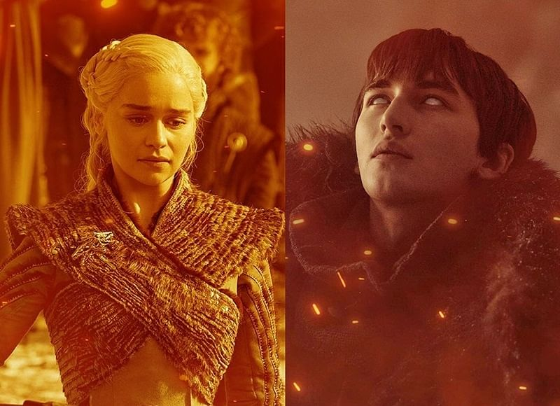 Daenerys didn't burn King's Landing, Bran Stark did! Find out how