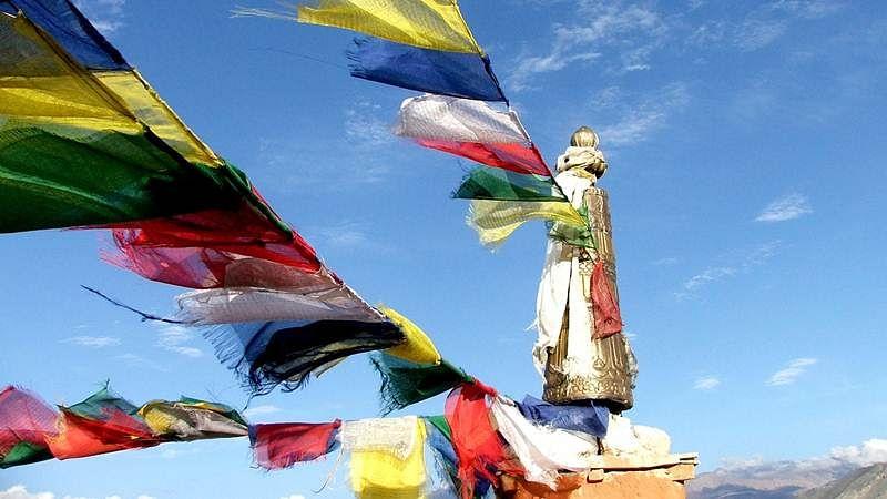 Vesak 2019: Here's what the colourful Buddhist prayer flags represent