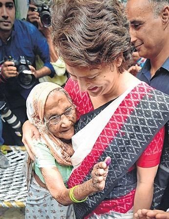 Priyanka Gandhi Vadra to visit Mahakal temple today