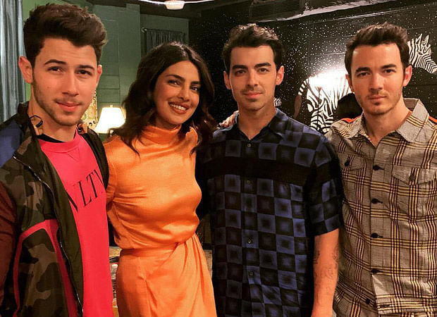 Watch Priyanka's cameo in Jonas brothers' documentary trailer featuring husband Nick