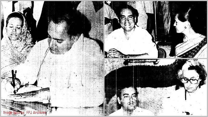 Rajiv Gandhi's 28th death anniversary: 10 must-see pictures of the former PM from the FPJ Archives