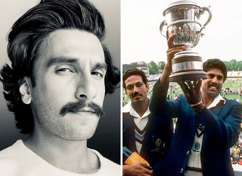 Ranveer Singh's '83 unit conducts a recce at Lords Stadium