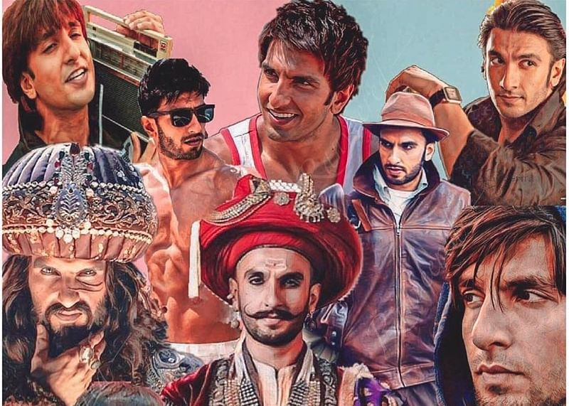 Ranveer Singh's nine years Bollywood journey 'In a Nutshell'