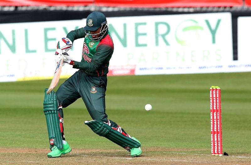 Bangladesh defeats West Indies to win the Tri-Nation series