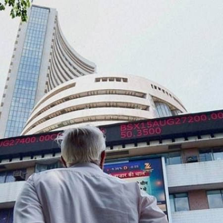 Sensex tanks over 600 points in early trade; Nifty slips below 14,400