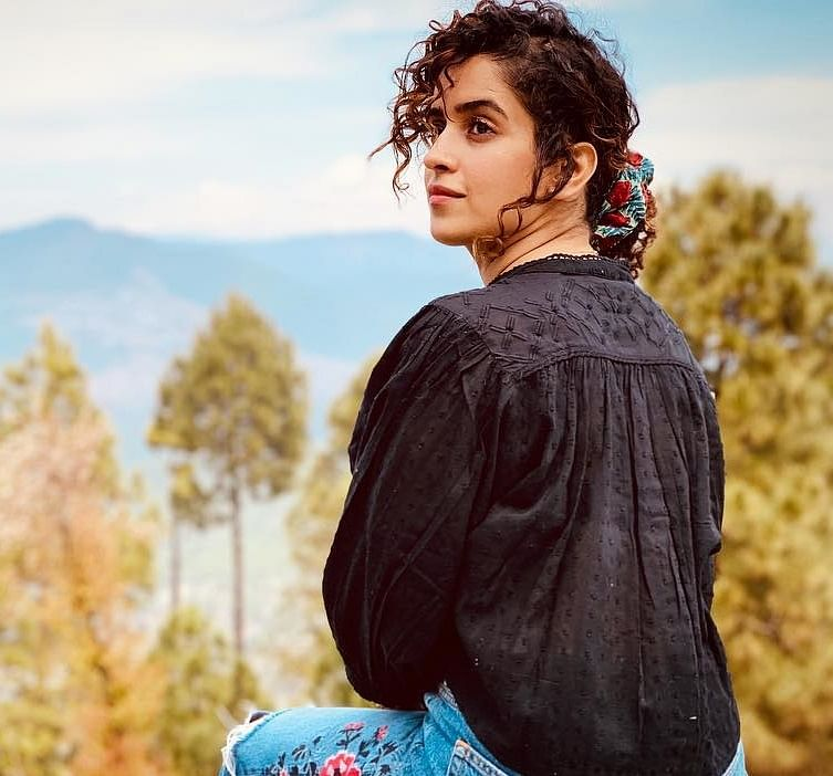 'Clothes are very expensive, I don't mind repeating', says Sanya Malhotra