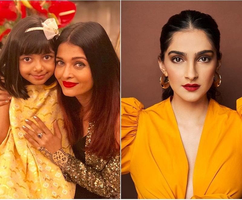 Aaradhya is so well-behaved: Sonam Kapoor lauds Aishwarya Rai Bachchan's parenting skills