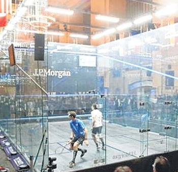 NSCI Open National Squash from June 1
