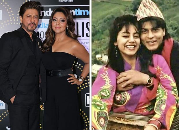 Shah Rukh Khan tricked Gauri Khan into going to Darjeeling instead of Paris for honeymoon