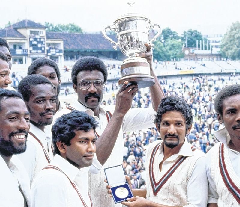 An all-rounder's World Cup : Clive Lloyd