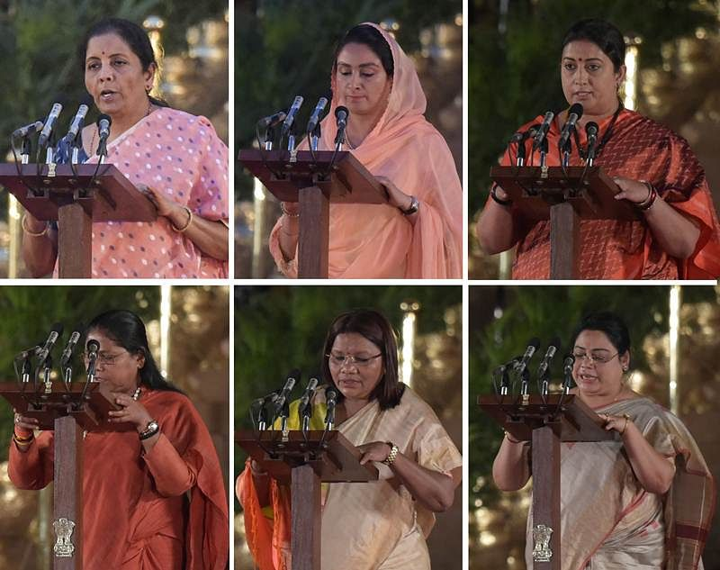 Meet the 6 women ministers in Narendra Modi cabinet 2.0 and know their portfolios