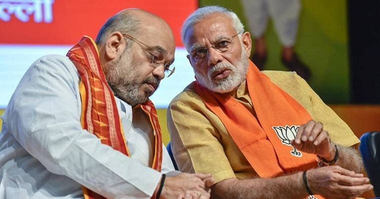 Saffron Gone: All the states in which BJP lost power in 12 months