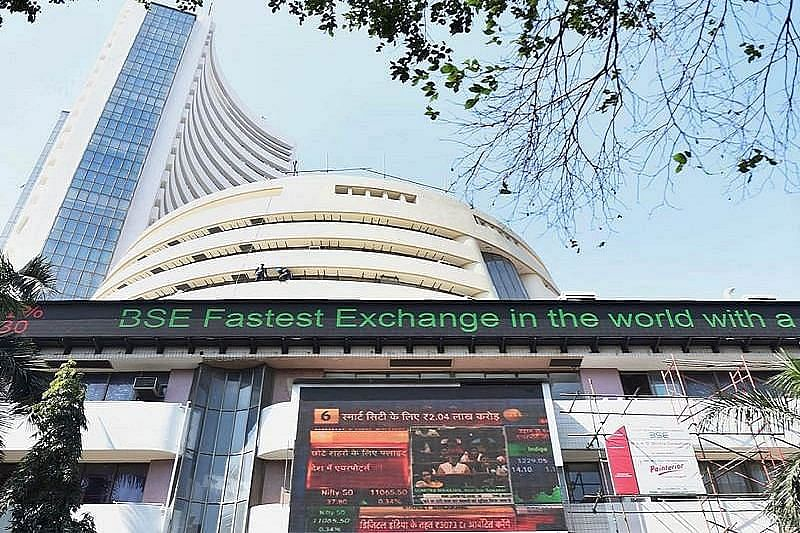 Photo of Stock markets open with minor gains: Sensex up over 150 points, Nifty crosses 15900-mark