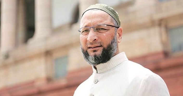 Rethink your support to Centre, we have to save the country: Owaisi to Jagan Reddy