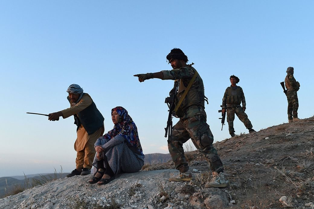 Salima Mazari, governor of Afghanistan's Chahar Kint District, 'captured' by Taliban - Story so far