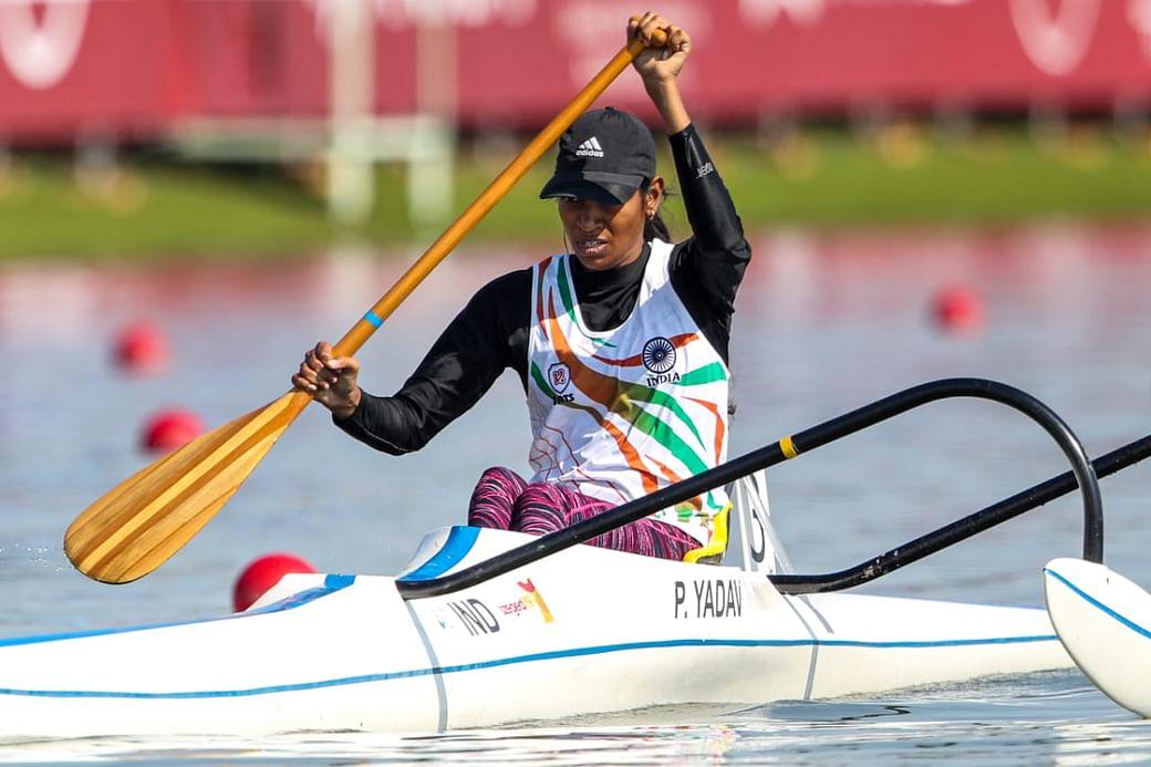 Tokyo paralympics: Nation eyes at India's lone canoe entry Prachi Yadav