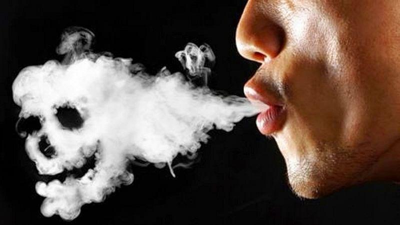 Life is Precious, Don't Smoke It