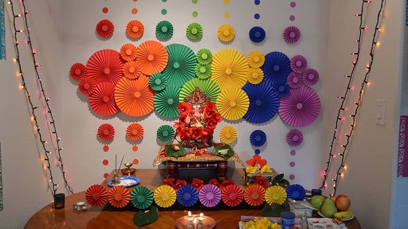 Ganesh Chaturthi 2018 7 Eco Friendly Decoration Ideas For