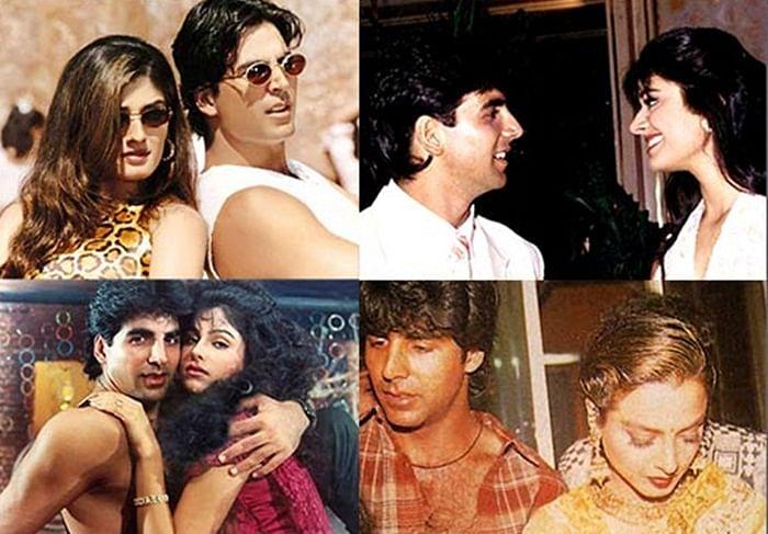 Akshay Kumar turns 50! 5 high-profile love affairs of Bollywood's original Khiladi