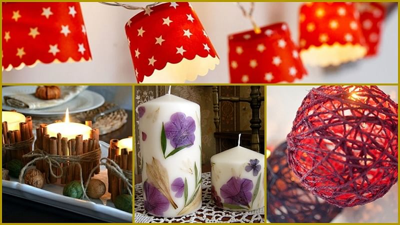 Diwali 2017 Diy Decoration Ideas To Jazz Up Your Home This