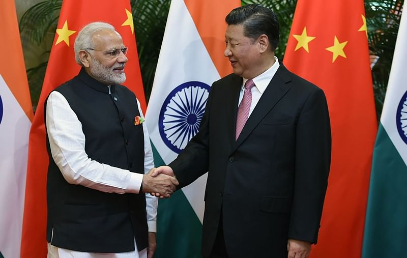 Friendship with China is unavoidable for India