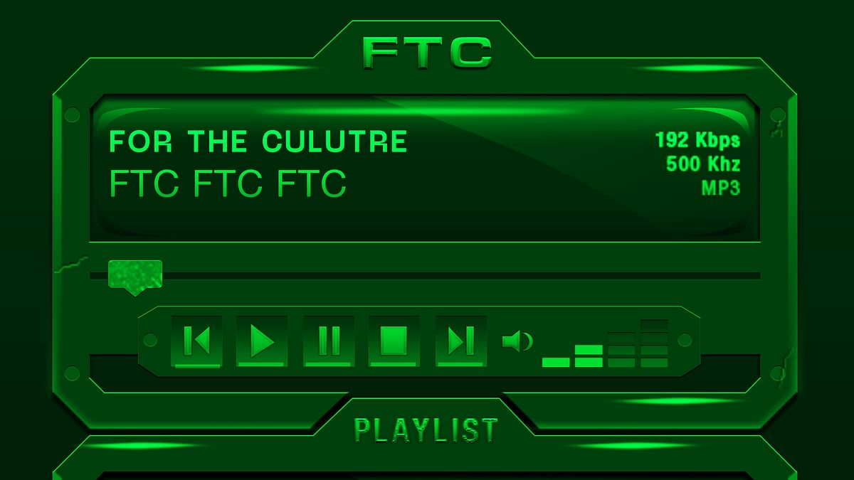 #FTC001: FTC's Monthly Playlist