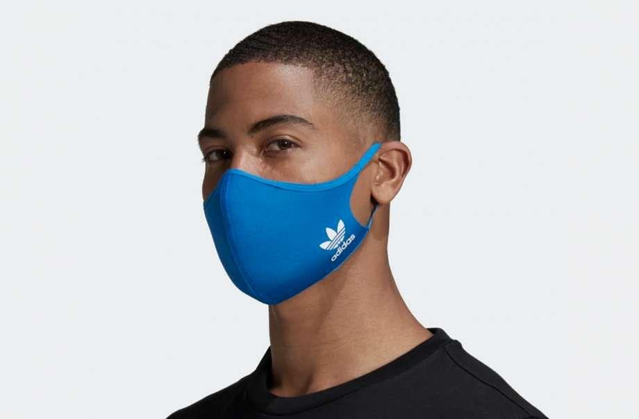 Adidas Face Cover