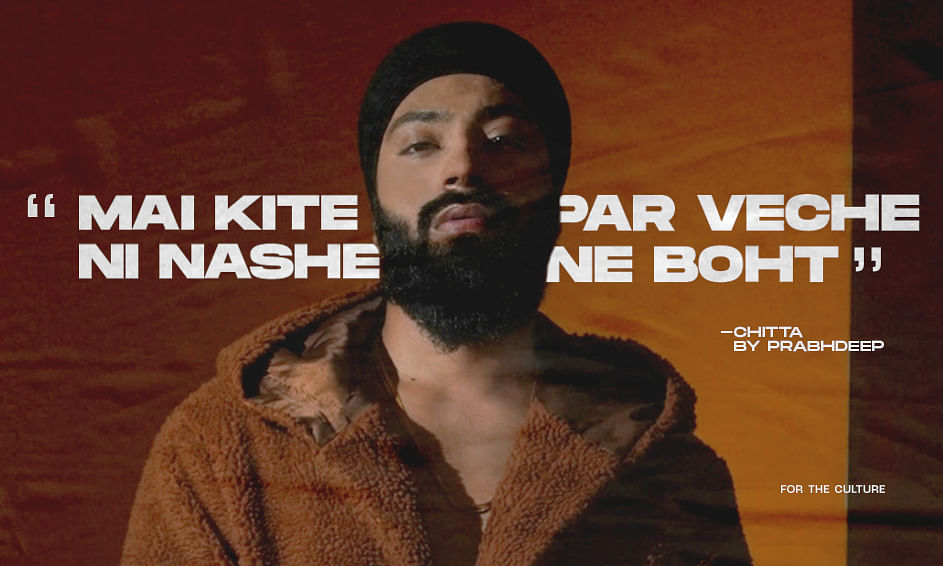 Prabhdeep Drops 'Chitta' And We're Here For It