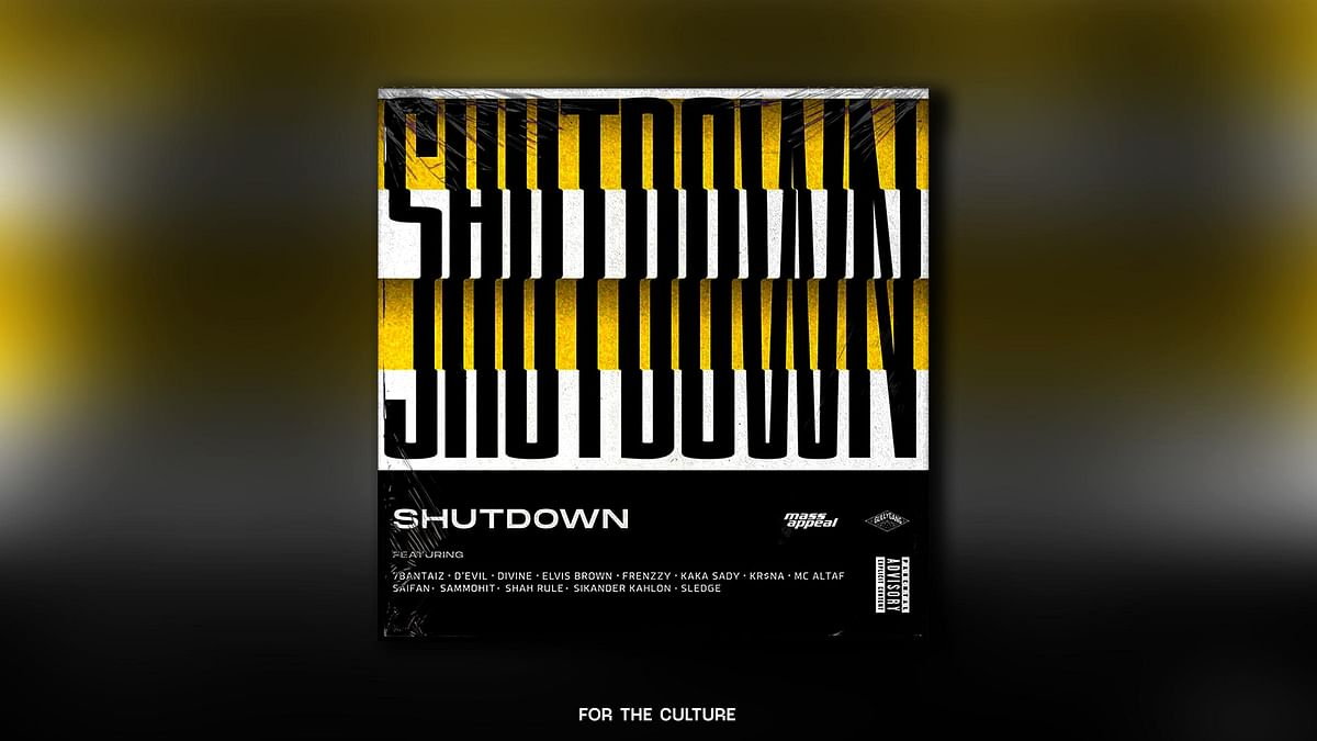 """Divine Is Back with """"SHUTDOWN"""""""