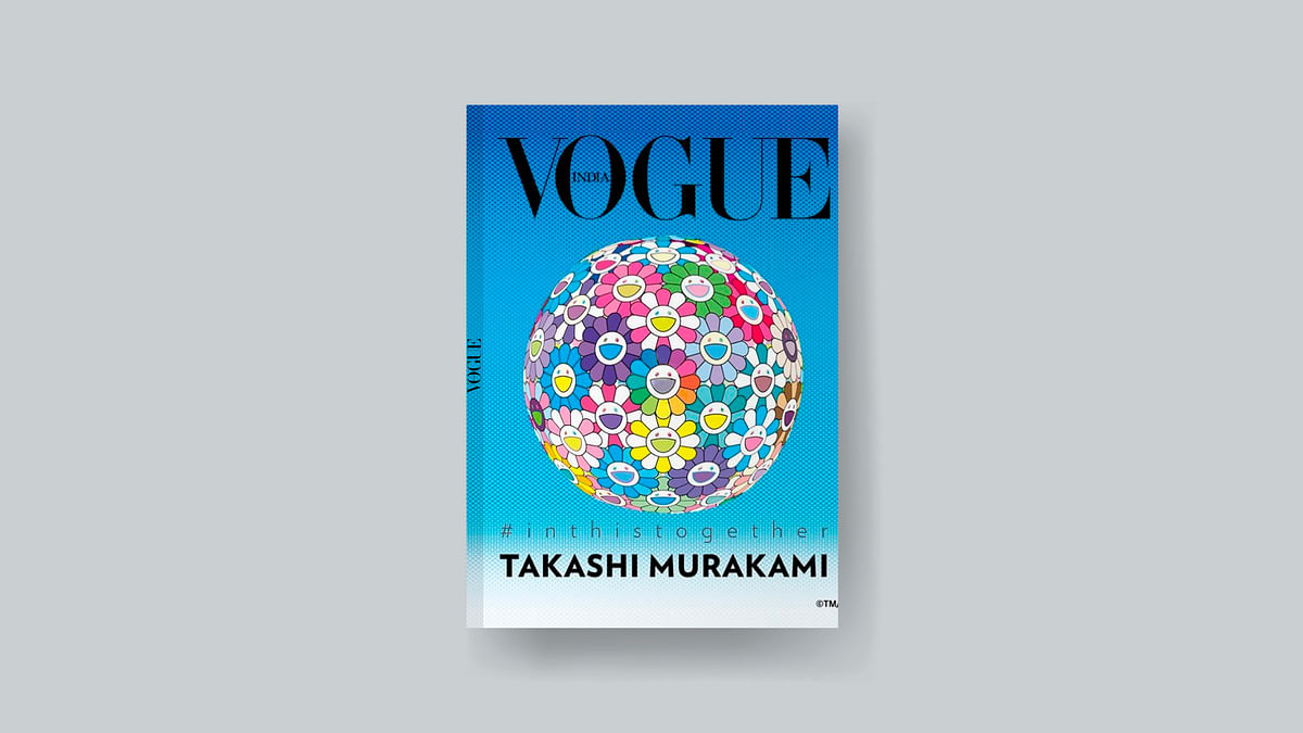 Vogue India releases it's June Issue with a Special Cover