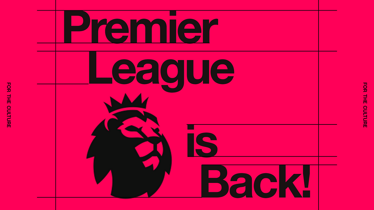 """The Premier League Is Back With """"Project Restart"""""""
