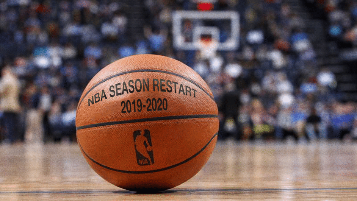 It's Official: The NBA'S Coming Back