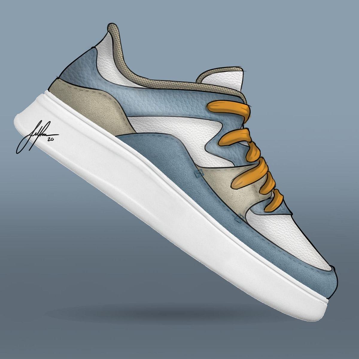 Seth Fowler's initial design