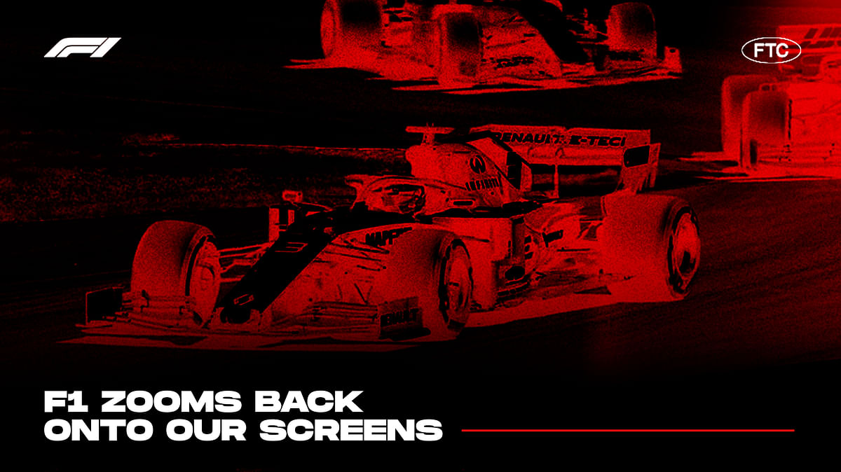 F1 Zooms Back Onto Our Screens
