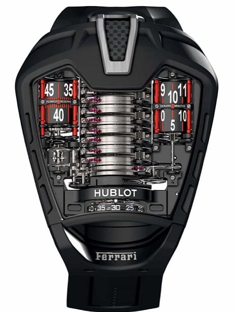 Hublot LaFerrari, 2013