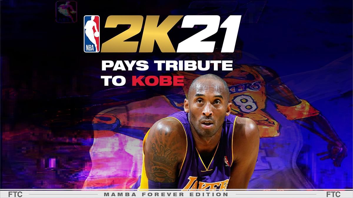 NBA 2K21 Pays Tribute To Kobe