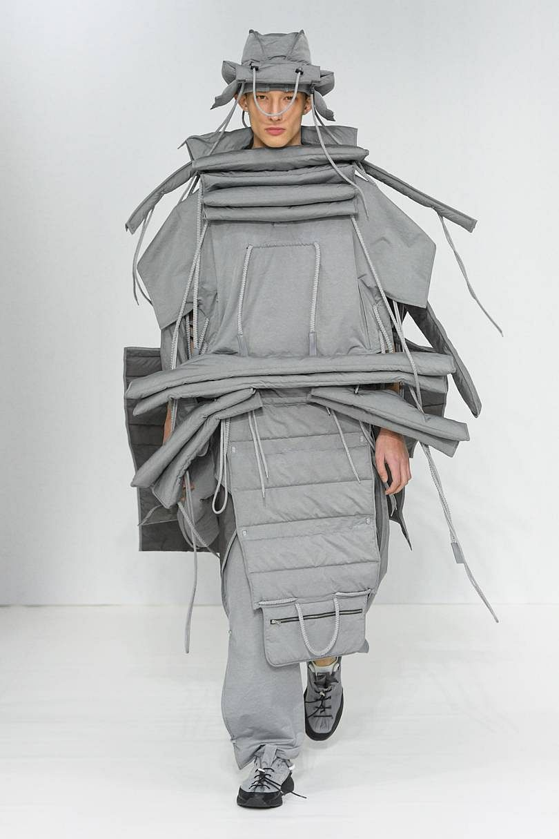 Look 9 off A/W 2020 Collection