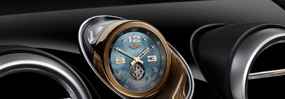 The Mulliner Tourbillon in the Bentayga