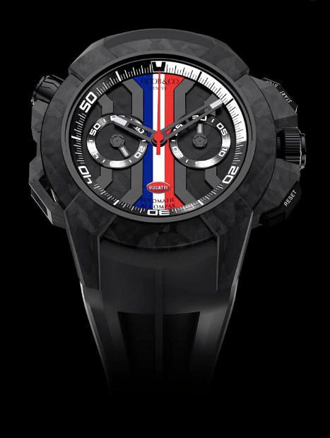 Jacob &Co. Bugatti Chrono Edition Limitée 110 Ans