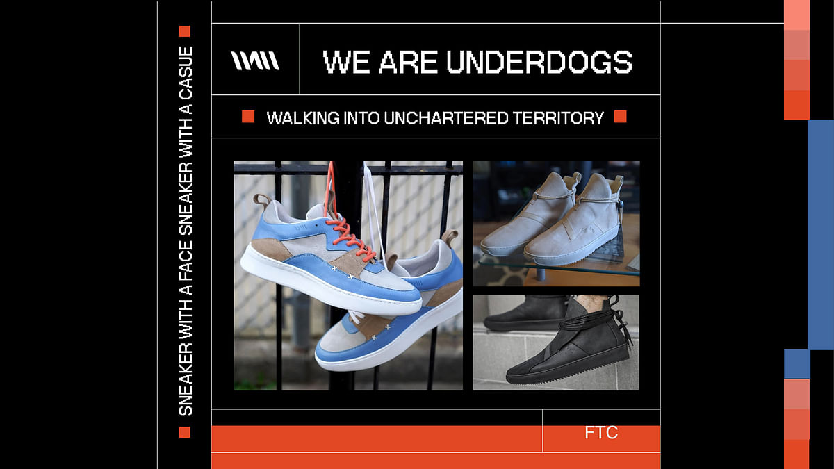 We Are Underdogs: Walking Into Unchartered Territory