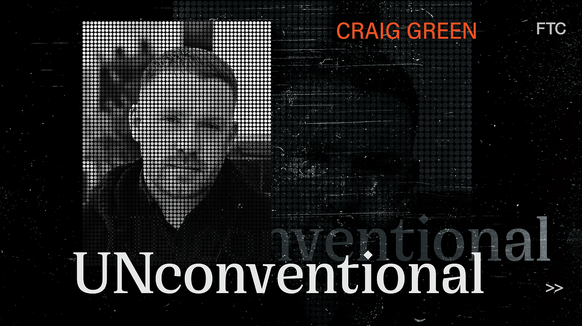 UNconventional: Craig Green