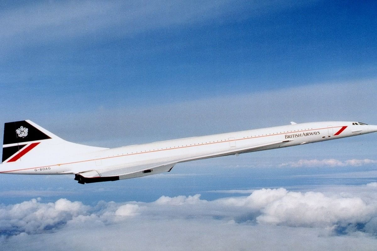 Limited to 20 Concordes, only 14 went into regular service for Air France & British Airways during it's span of 27 years.