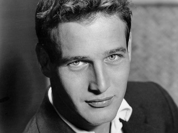 Hollywood Actor Paul Newman