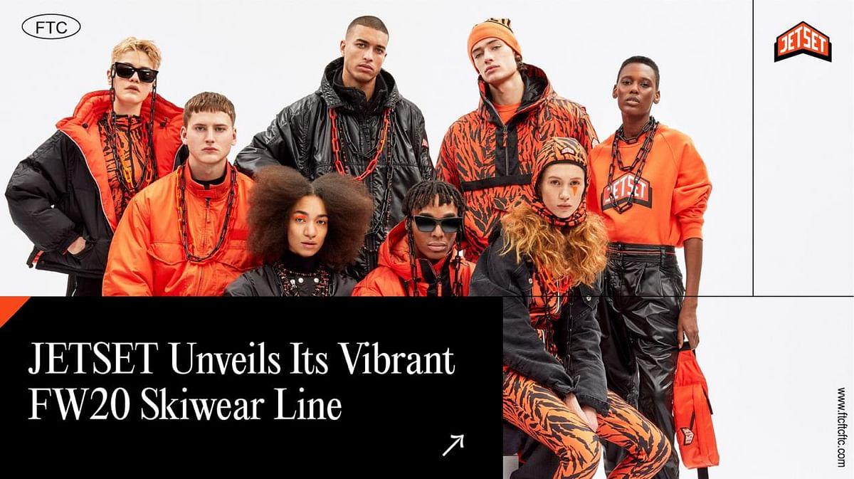 JETSET Unveils Its Vibrant FW 2020 Skiwear Line